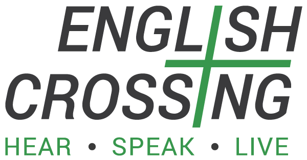English Crossing Logo